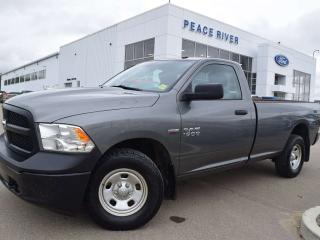 Used 2013 RAM 1500 ST for sale in Peace River, AB