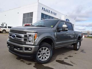 Used 2019 Ford F-350 Super Duty SRW Limited for sale in Peace River, AB