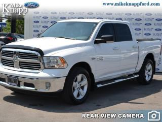 Used 2016 RAM 1500 SLT for sale in Welland, ON