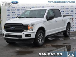 New 2019 Ford F-150 XLT  - Navigation for sale in Welland, ON