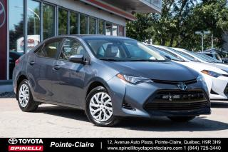 Used 2017 Toyota Corolla LE GROUPE ÉLECTRIQUE for sale in Pointe-Claire, QC