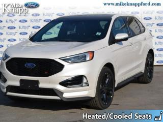 New 2019 Ford Edge ST AWD  - Sunroof - Leather Seats for sale in Welland, ON