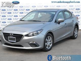 Used 2015 Mazda MAZDA3 GX  - Bluetooth for sale in Welland, ON