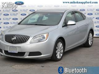Used 2012 Buick Verano Base  - Bluetooth -  Remote Start for sale in Welland, ON