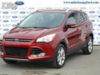 Used 2016 Ford Escape Titanium  - Low Mileage for sale in Welland, ON