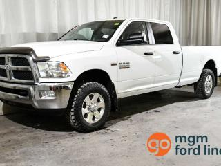 Used 2014 RAM 3500 SLT 4X4 CREW CAB 169.5 WB for sale in Red Deer, AB
