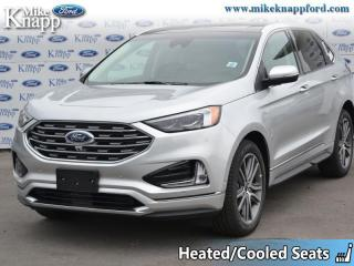 New 2019 Ford Edge Titanium AWD  - Sunroof - Leather Seats for sale in Welland, ON