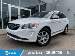 Used 2015 Volvo XC60 T6 Premium Plus AWD for sale in Edmonton, AB