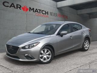 Used 2016 Mazda MAZDA3 GX / *AUTO* / AC /  NO ACCIDENTS for sale in Cambridge, ON