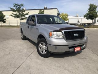 Used 2007 Ford F-150 XLT, 4 Door, Automatic, 3/Y Warranty Available for sale in Toronto, ON