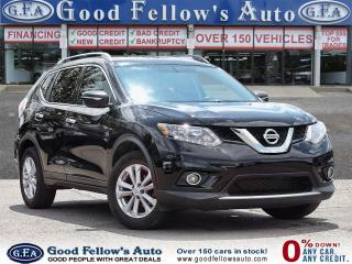 Used 2015 Nissan Rogue SV MODEL, PAN ROOF, REARVIEW CAMERA, HEATED SEATS for sale in Toronto, ON