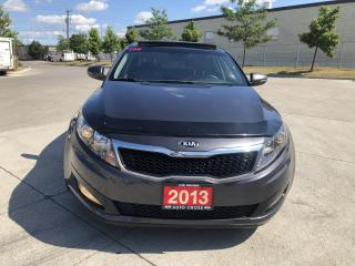 Used 2013 Kia Optima GDI, Automatic,Double Sunroof,3/Y Warranty avail for sale in Toronto, ON