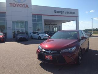 Used 2017 Toyota Camry XSE for sale in Renfrew, ON