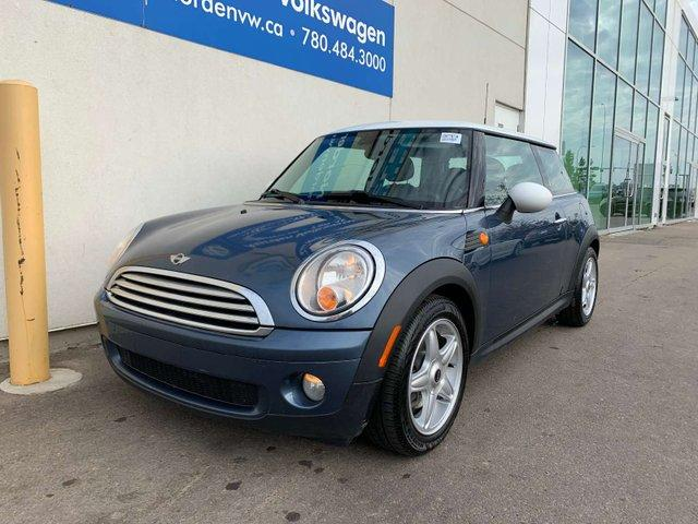 Used 2010 MINI Cooper HARDTOP for Sale in Edmonton, Alberta