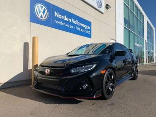 Used 2018 Honda Civic Type R SUPER RARE - 306HP! for sale in Edmonton, AB