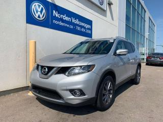 Used 2016 Nissan Rogue SL AWD - LEATHER / HEATED SEATS for sale in Edmonton, AB