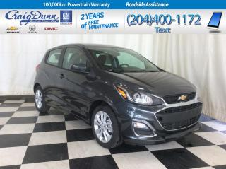 New 2020 Chevrolet Spark * 1LT 5 Door CVT * BACKUP CAMERA * SUNROOF * for sale in Portage la Prairie, MB