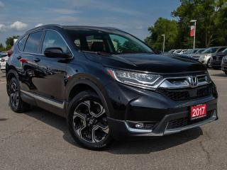 Used 2017 Honda CR-V Touring 4dr AWD Sport Utility for sale in Brantford, ON