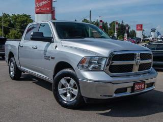 Used 2016 RAM 1500 SLT 4x4 Crew Cab 140.0 in. WB for sale in Brantford, ON