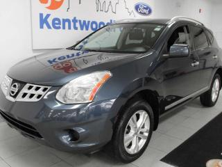 Used 2013 Nissan Rogue SV AWD, Power Seats, Heated Seats, Rear View Camera for sale in Edmonton, AB