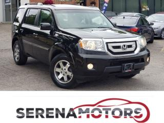 Used 2011 Honda Pilot TOURING | NEW TIMING BELT | NO ACCIDENTS for sale in Mississauga, ON