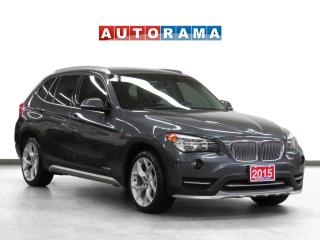 Used 2015 BMW X1 xDrive28i Leather Panoramic Sunroof for sale in Toronto, ON