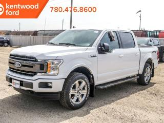 New 2019 Ford F-150 XLT 302A, 4X4 Supercrew, 2.7L Ecoboost, Auto Start/Stop, Cruise Control, Pre-Collision Assist, Rear View Camera, Remote Keyless Entry, Trailer Tow Package, and NAV for sale in Edmonton, AB