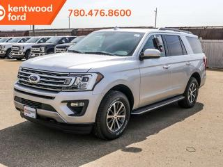 Used 2019 Ford Expedition XLT 202A, 4X4 3.5L Ecoboost, Heated/Cooled Seats, Auto Start/Stop, Handsfree Liftgate, Reverse Camera and Sensing System, Trailer Tow Package, Navigation, and Moonroof for sale in Edmonton, AB