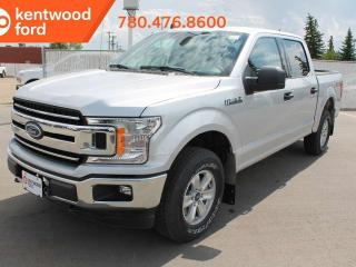 Used 2019 Ford F-150 XLT 300A, 4X4 Supercrew, 3.3L PFDI, Auto Start/Stop, Cruise Control, Pre-Collision Assist, Rear View Camera, Remote Keyless Entry for sale in Edmonton, AB