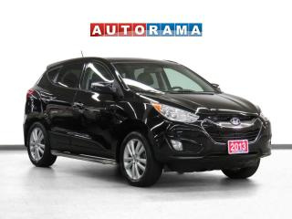 Used 2013 Hyundai Tucson Limited 4WD Navigation Leather PSunroof Backup Cam for sale in Toronto, ON