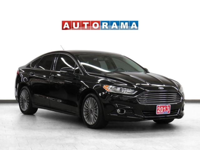 2013 Ford Fusion Titanium AWD Navigation Leather Backup Cam