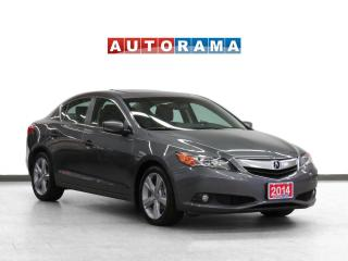 Used 2014 Acura ILX PREMIUM PKG LEATHER SUNROOF BACKUP CAM for sale in Toronto, ON