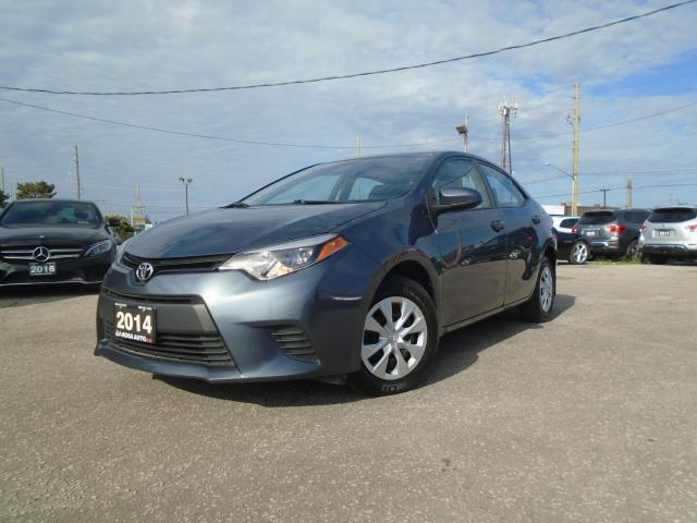 2014 Toyota Corolla 4dr Sdn Auto NO ACCIDENT LOW KM A/C PW PL PM B-TOO