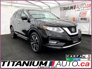 Used 2018 Nissan Rogue SL+AWD+Propilot Assist+GPS+360 Camera+Pano Roof+XM for sale in London, ON