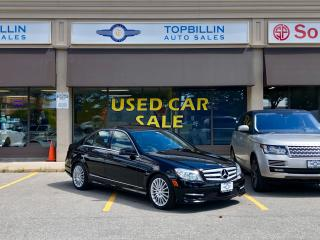 Used 2011 Mercedes-Benz C-Class C 250 4Matic, Only 53K kms for sale in Vaughan, ON