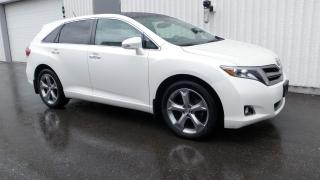 2013 Toyota Venza LIMITED AWD V6 LEATHER PANO ROOF