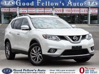 Used 2015 Nissan Rogue SL MODEL, 2.5L 4CYL, AWD, REARVIEW CAMERA, NAVI for sale in Toronto, ON