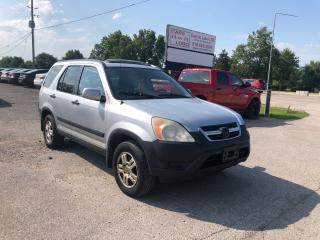 Used 2004 Honda CR-V EX for sale in Komoka, ON