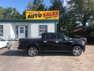Used 2007 Ford F-150 Harley-Davidson for sale in Ottawa, ON