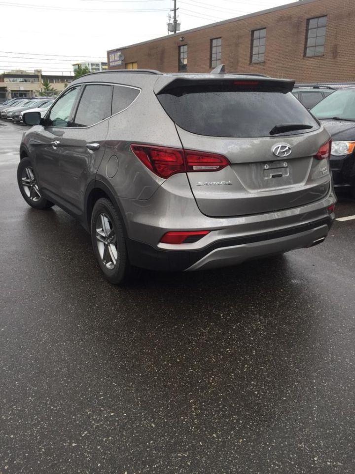 2018 Hyundai Santa Fe Luxury