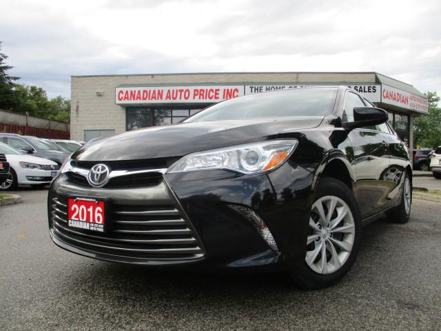 2016 Toyota Camry LE-BACK UP CAMERA-HEATED SEAT-BLUETOOTH