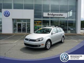 Used 2014 Volkswagen Golf Wagon Comfortline - TDI / Diesel - SUPER LOW KMs!!!! for sale in Hebbville, NS