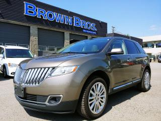 Used 2012 Lincoln MKX for sale in Surrey, BC