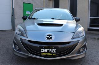 Used 2013 Mazda MAZDA3 MAZDASPEED3 for sale in Mississauga, ON