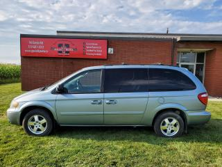 Used 2006 Dodge Grand Caravan SXT for sale in London, ON