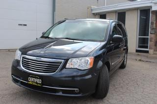 Used 2013 Chrysler Town & Country Touring/Stow N Go for sale in Mississauga, ON