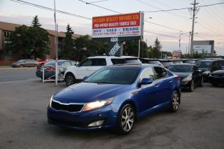 Used 2011 Kia Optima EX Luxury w/Navi for sale in Toronto, ON