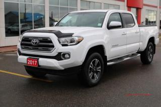 Used 2017 Toyota Tacoma LIMITED for sale in Fort St John, BC