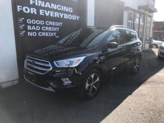 Used 2018 Ford Escape SEL for sale in Abbotsford, BC
