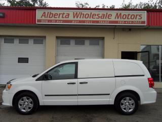 Used 2012 RAM Cargo Van DODGE MINI CARGO for sale in Edmonton, AB
